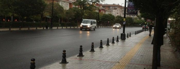 İstanbul Caddesi is one of Göktürk.
