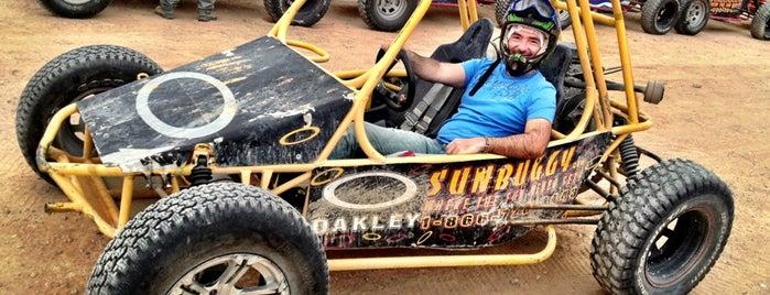 Las Vegas Dune Buggy Adventure is one of Activities.