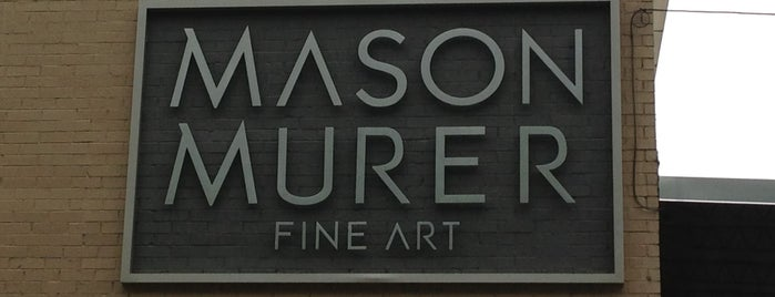 Mason Murer Fine Art is one of TJ's Nightlife.