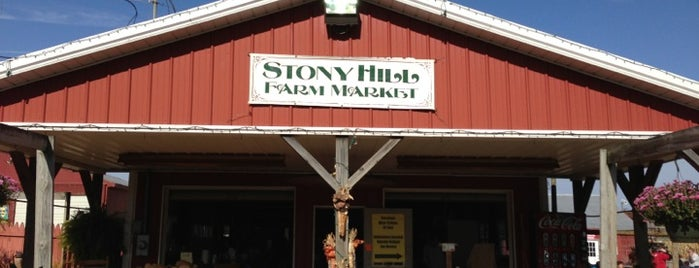 Stony Hill Farm Market is one of Chester.