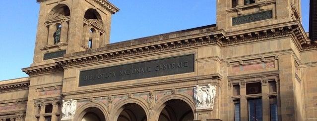 Biblioteca Nazionale Centrale di Firenze is one of Posti che sono piaciuti a Sandybelle.