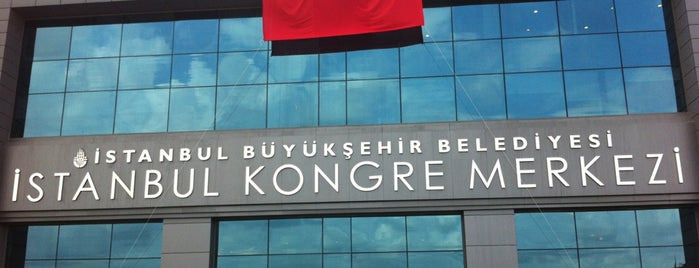 İstanbul Kongre Merkezi is one of Lugares favoritos de Sedat.