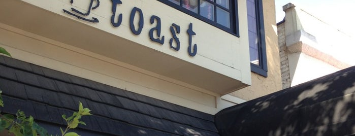 Toast is one of Montclair and around.
