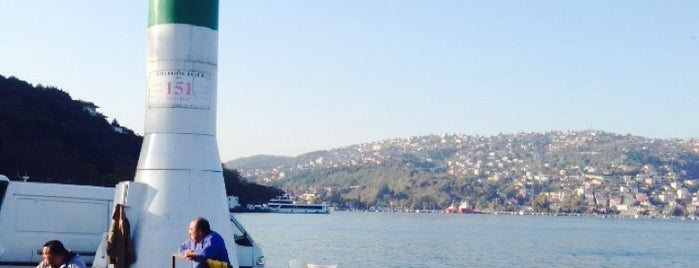 Kireçburnu Fener is one of Istanbul.