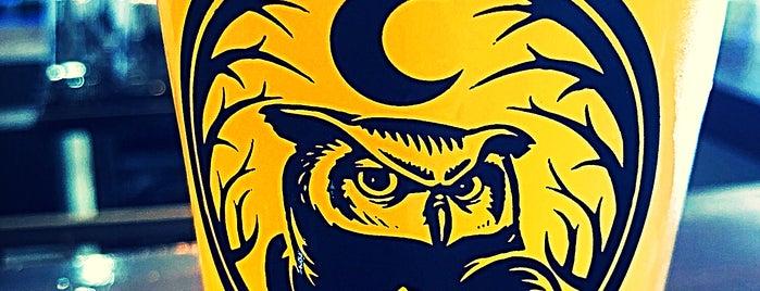 Wayward Owl Brewing Company is one of Orte, die Gillian gefallen.