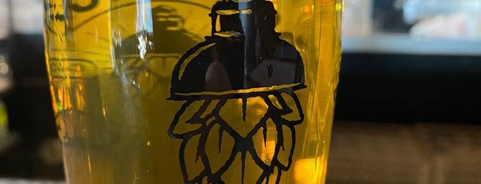 Porchlight Brewing Co. is one of Locais curtidos por Dallin.