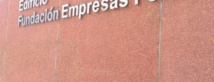 Edificio Fundación Empresas Polar is one of Lieux qui ont plu à José.
