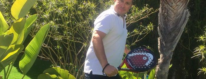 Club De Tenis de Calpe is one of Marioさんの保存済みスポット.