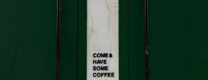 Some Coffee Bar is one of Coffee shops | Riyadh ☕️🖤.