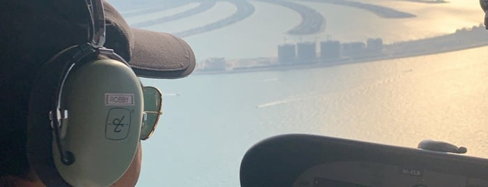 Helicopter Landing Area Of Atlantis is one of DUBAI.