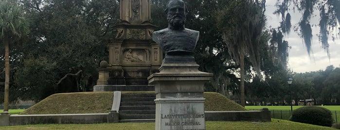 Confederate War Memorial is one of Andrew 님이 저장한 장소.