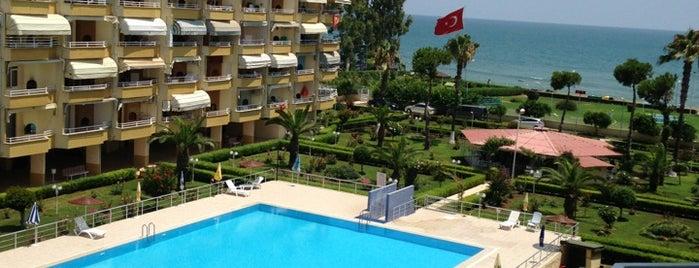 Akdeniz Tatil Sitesi is one of Orte, die Caner gefallen.