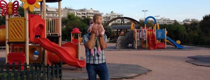 Παιδότοπος Πάρκου Φλοίσβου is one of Athens.