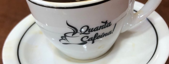 Quanta Cafeína is one of Lugares guardados de Luciana.