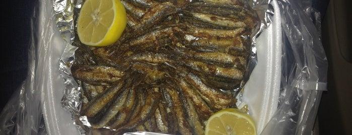 Okyanus Balıkçılık is one of Locais curtidos por Kutay.