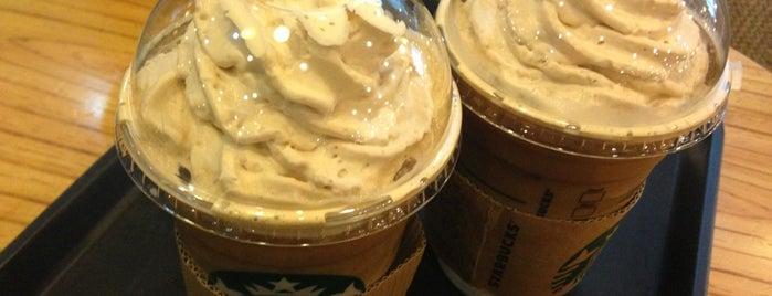 Starbucks is one of Locais curtidos por Erdem.
