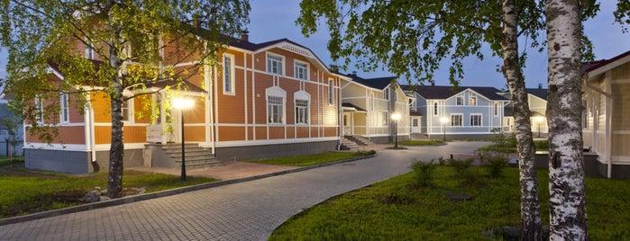 Ладожская Усадьба is one of Сортавала.