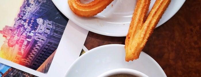 Taberna Santa Isabel is one of Madrid - Restaurantes.