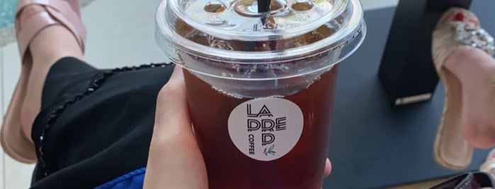 La Prep is one of Speciality coffees.