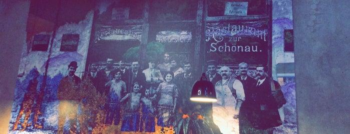 Schönau Bar Restaurant is one of Essen Gehn Zurich.