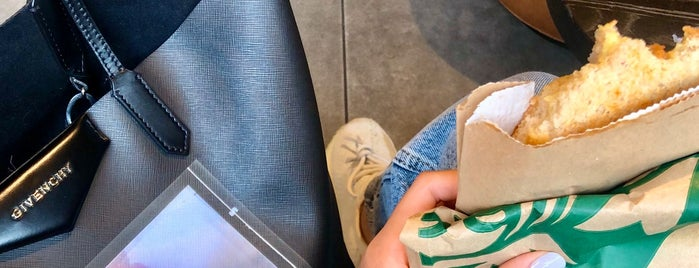 Starbucks is one of Favorite places.