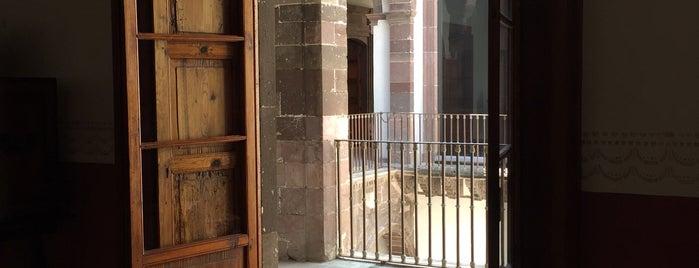 Casa del General Ignacio Allende is one of Lugares favoritos de R.