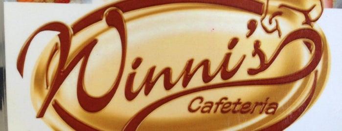 Winni's is one of Antonioさんの保存済みスポット.