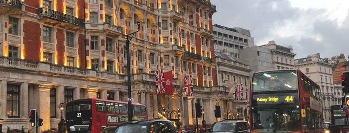 City of Westminster is one of Tempat yang Disukai Adrian.