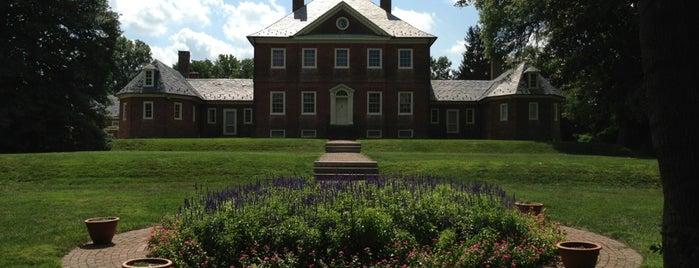 Montpelier Mansion & Arts Center is one of Alinka : понравившиеся места.