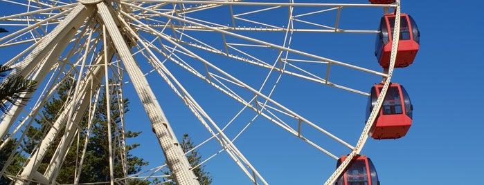 Sky View Ferris Wheel is one of My list.