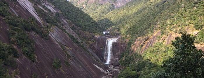 千尋の滝 is one of Yakushima.