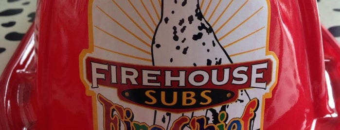 Firehouse Subs is one of Posti che sono piaciuti a ron.
