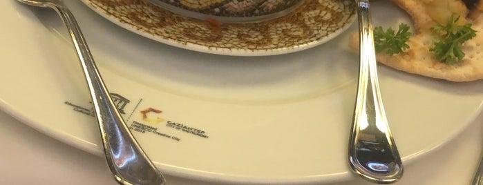 Gaziantep Mutfak Sanatları Merkezi is one of Francoさんのお気に入りスポット.