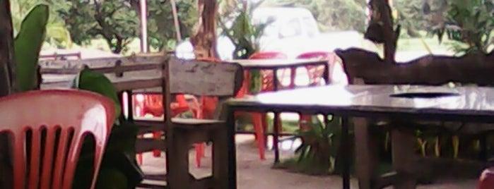 แทรคเตอร์ หมูกระทะ is one of อุบลราชธานี_3.