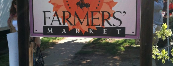 Del Ray Farmers' Market is one of Alexandria.