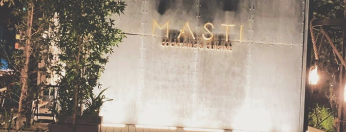 Masti is one of Dubai.