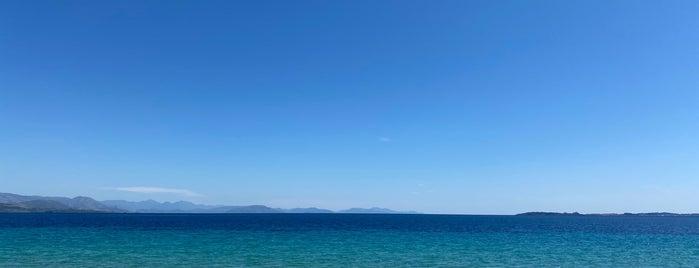 La Riviera Barbati is one of Corfu, Greece.