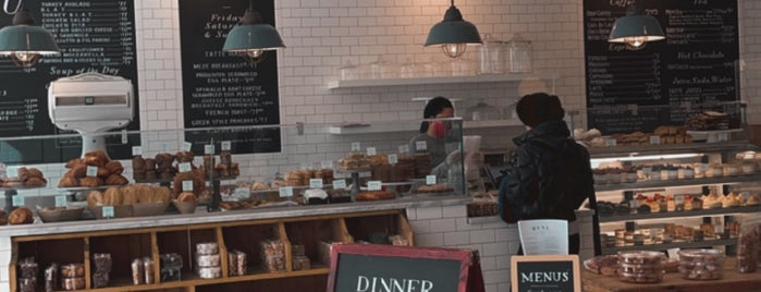 Tatte Bakery & Cafe is one of [To-do] Boston.
