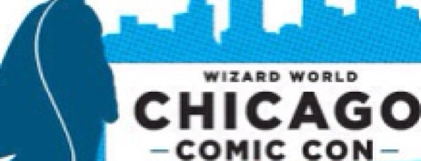 Wizard World - Chicago Comic Con is one of Nerd.