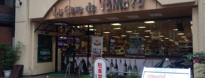 La Cave de Yamaya 赤坂店 is one of My Tokyo Spots.