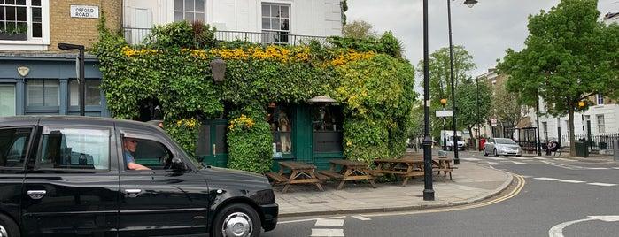 Barnsbury is one of London's Neighbourhoods & Boroughs.