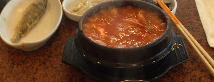 BCD Tofu House is one of Lunch Time.