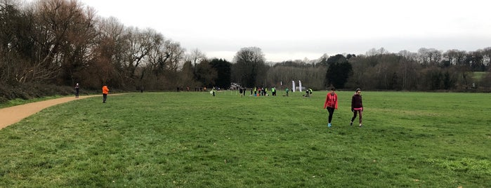 Beckenham Place Park is one of Londoya.