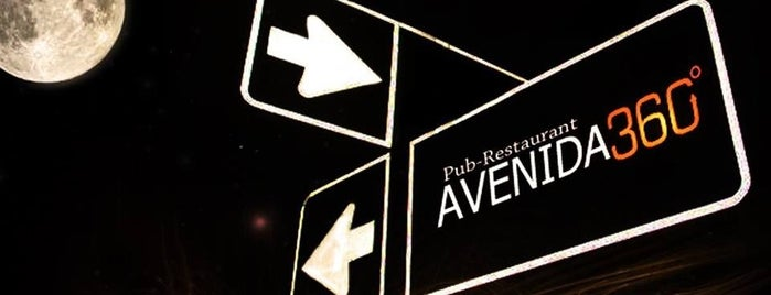 Avenida 360 is one of Patricio'nun Beğendiği Mekanlar.