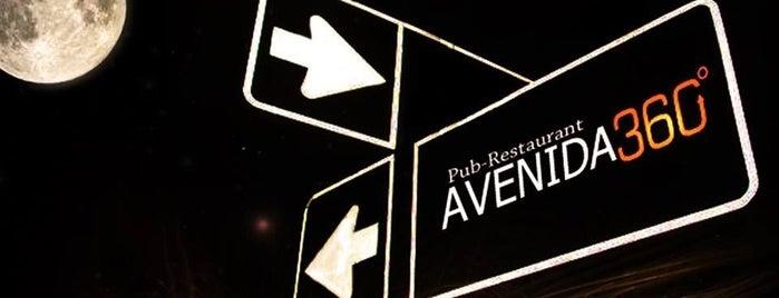 Avenida 360 is one of Locais curtidos por Patricio.