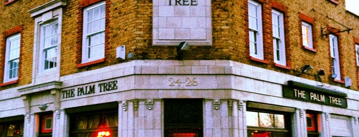 The Palm Tree is one of London.