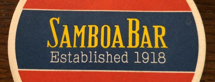 北新地 SAMBOA BAR is one of デート向け.
