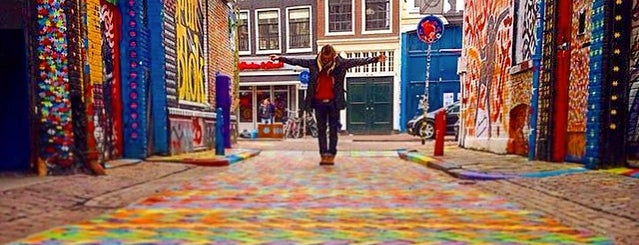 Wijdesteeg is one of [To-do] Amsterdam.