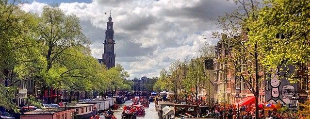 Prinsengracht is one of amsterdam v1d4 l0k4.