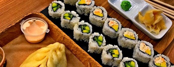 Atariya Sushi Bar is one of Top 7 / London / Sushi.